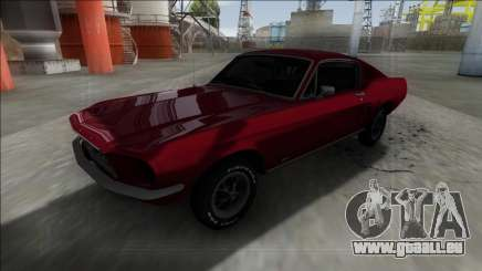1967 Ford Mustang pour GTA San Andreas