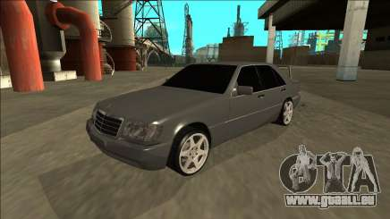 Mercedes Benz W140 Evolution für GTA San Andreas