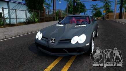 Mercedes-Benz SLR Mclaren 2011 pour GTA San Andreas