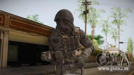 CoD 4: MW Remastered SAS v5 pour GTA San Andreas