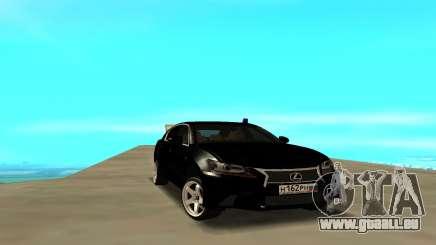 Lexus GS für GTA San Andreas