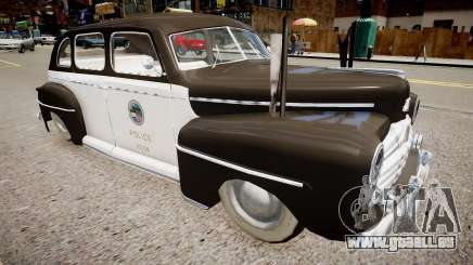 Ford Police Special 1947 pour GTA 4