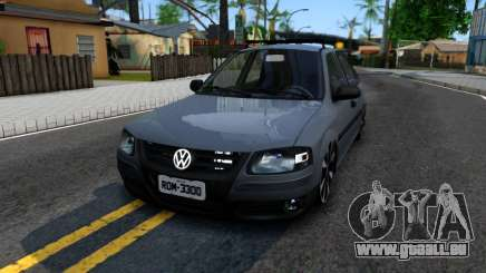 Volkswagen Gol G4 pour GTA San Andreas