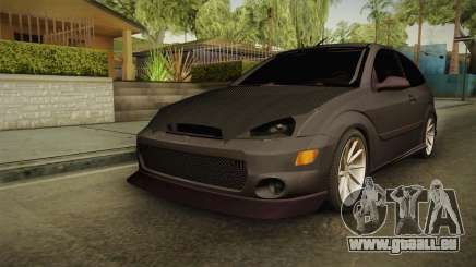Ford Focus SVT CTG pour GTA San Andreas