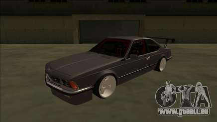 BMW M6 E24 Drift pour GTA San Andreas