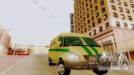 GAS 3221 für GTA San Andreas