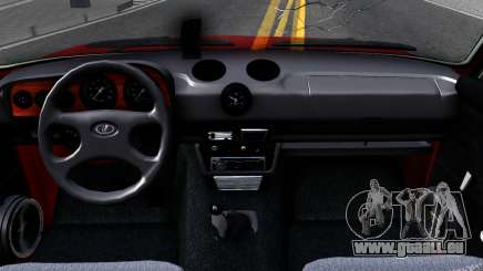 Mercedes-Benz SLR Mclaren 2011 für GTA San Andreas