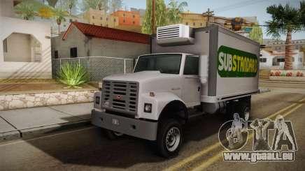 GTA 4 Yankee v2 pour GTA San Andreas