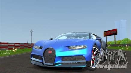 Bugatti Chiron [EPM] für GTA 4