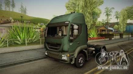 Iveco Trakker Hi-Land 4x2 Cab High v3.0 pour GTA San Andreas