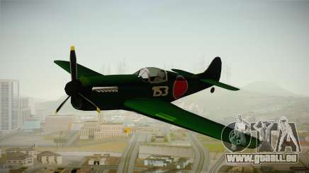 Japan World War 2 Rustler pour GTA San Andreas