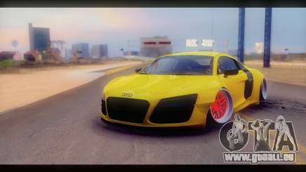 Audi R8 V10 Liberty Walk Performance pour GTA San Andreas