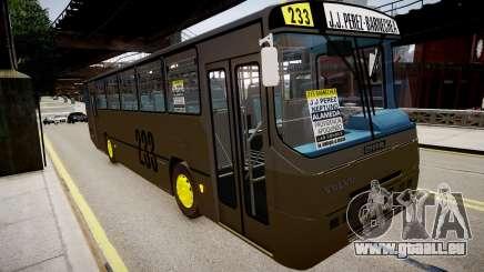 Volvo B10M pour GTA 4