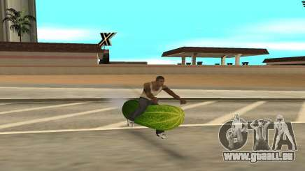 Ogurchik für GTA San Andreas