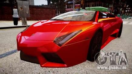 Lamborghini Reventon pour GTA 4
