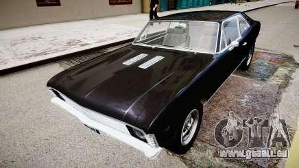 Chevrolet Nova pour GTA 4
