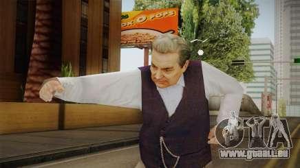 Mafia - Don Salieri pour GTA San Andreas