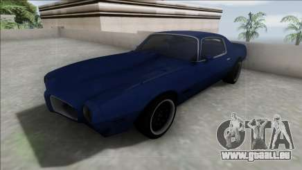 Pontiac Firebird 1970 pour GTA San Andreas