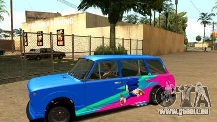VAZ 2102 Croce pour GTA San Andreas