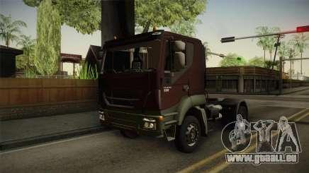 Iveco Trakker Hi-Land 4x2 Cab Low v3.0 pour GTA San Andreas