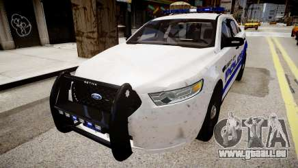 Ford Interceptor Liberty City Police pour GTA 4