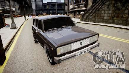 VAZ 2104 pour GTA 4
