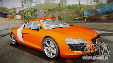 Audi Le Mans Quattro 2005 v1.0.0 YCH PJ pour GTA San Andreas