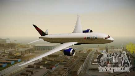 Boeing 787-8 Delta Airlines pour GTA San Andreas