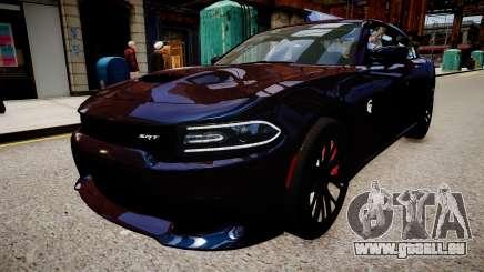 Dodge Charger SRT Hellcat 2015 pour GTA 4