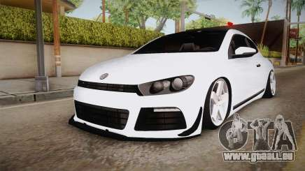 Volkswagen Scirocco Stance Works für GTA San Andreas
