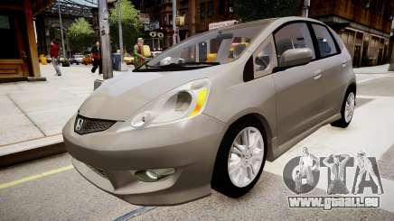 Honda Fit pour GTA 4