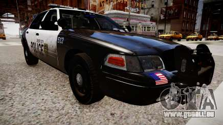 Ford Crown Victoria LCPD Police pour GTA 4