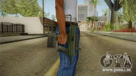 Battlefield 4 - CBJ-MS pour GTA San Andreas troisième écran