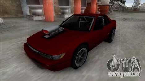 Nissan Silvia S13 Drag pour GTA San Andreas