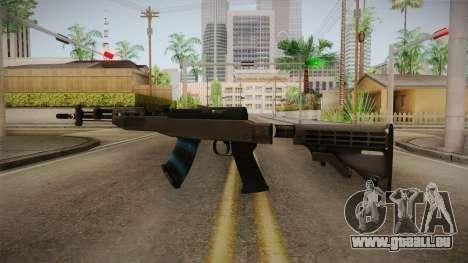 Battlefield 4 - SKS pour GTA San Andreas deuxième écran
