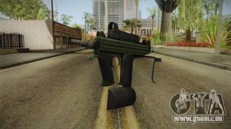 Battlefield 4 - CBJ-MS pour GTA San Andreas