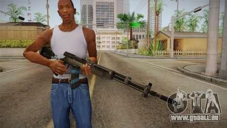 Battlefield 4 - SKS pour GTA San Andreas troisième écran