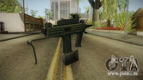Battlefield 4 - CBJ-MS pour GTA San Andreas deuxième écran