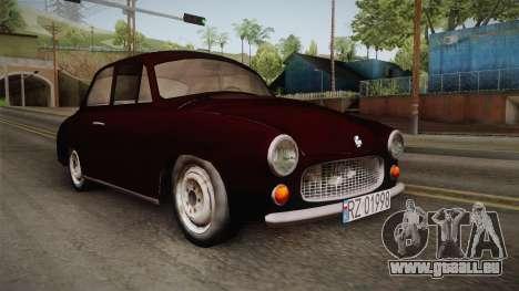 FSM Syrena 105 für GTA San Andreas