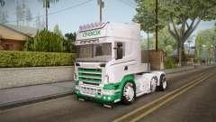Scania R620 ONEXOX für GTA San Andreas