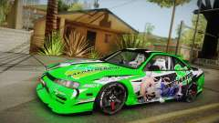 Nissan Silvia S14 Drift Speedhunters Saekano