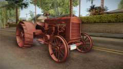 GTA 5 Tractor Worn pour GTA San Andreas