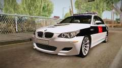BMW M5 E60 Turkish Police pour GTA San Andreas