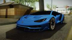 Lamborghini Centenario pour GTA San Andreas
