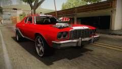 Ford Gran Torino 1975 Drag