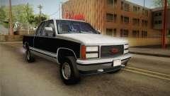 Chevrolet Silverado 1992