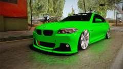 BMW M5 F10 Hulk pour GTA San Andreas