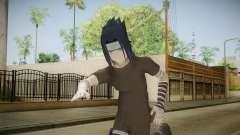 NUNS4 - Sasuke Genin Black Clothes Sharingan