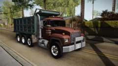 Mack RD690 Dumper 8x4 1992 v1.0 für GTA San Andreas