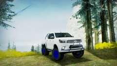 Toyota Hilux Arctic Trucks 6x6